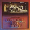 WOODY HERMAN - concerto for herd