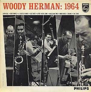 WOODY HERMAN - 1964