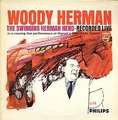 WOODY HERMAN - the swinging herman herd recorded live