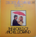 MICHEL LEGRAND - the worl of michel legrand