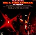 IKE & TINA TURNER - in person
