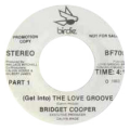 BRIDGET COOPER - the love groove