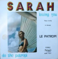 SARAH - loving you / le patropi