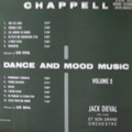 JACK DIEVAL - dance and mood music volume 5