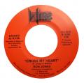 RON JONAS - cross my heart