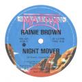 RAINIE BROWN - night mover