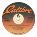 REAL THING - i believe in you