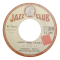 BROTHER POWELL & DIXIE RAG-A-JAZZ BAND - pork & beans / haute tension