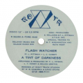 A TINT OF DARKNESS - flash watcher