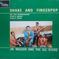 JR. WALKER & THE ALL STARS - shake and fingerpop +3