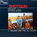JR. WALKER & THE ALL STARS - shotgun +3