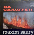 MAXIM SAURY - pour moi la vie va commencer / i remember sidney / washington square / gonna raise a rukus to-night