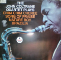 JOHN COLTRANE - the john coltrane quartet plays
