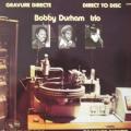 BOBBY DURHAM - bobby durham trio
