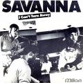SAVANNA - i can't turn away