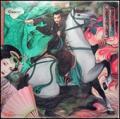 OSAMU KITAJIMA - masterless samurai