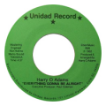 HARRY O ADAMS - everything gonna be alright