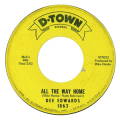 DEE EDWARDS - all the way home / love, love, love