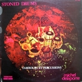 MICHEL DELAPORTE  - stoned drums - tambours et percussions