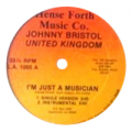 JOHNNY BRISTOL - i'm just a musician