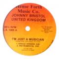 JOHNNY BRISTOL - i'm just a musician