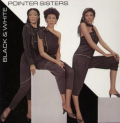 POINTER SISTERS - black and white