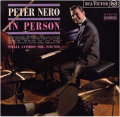PETER NERO - peter nero in person