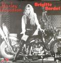 BRIGITTE BARDOT - harley davidson / contact