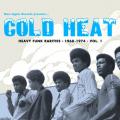 VARIOUS - cold heat - heavy funk rarities 1968-1974 vol.1