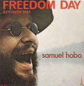 SAMUEL HOBO/ J M JARRE - freedom day / synthetic man