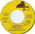 BARBARA ST CLAIR - teacherman / jekyll and hyde