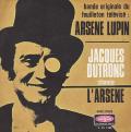 JACQUES DUTRONC - arsene lupin: l'arsene - stercok