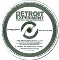 THE DETROIT EXPERIMENT - the way we make music feat invincible & karriem riggins b/w church & space odyssey