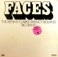 KENNY CLARKE, FRANCY BOLAND - faces