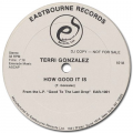 TERRI GONZALEZ - how good it is