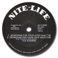 R.B. HUDMON - searching for your love (long & short) / (instro)