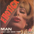 MAN - erotica / don't just stand there