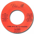 CALIBER - come with me to paradise