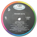 BOOGIE BOYS - city life / a fly girl