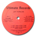JOY DUNCAN - sly like a fox