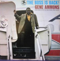 GENE AMMONS - the boss is back