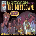 BIG CHEESE RECORDS (VARIOUS ARTISTS) - the meltdown