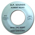 ALMOST BLIND - love is / spin the night