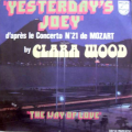 CLARA WOOD - yesterday's joey / the way of love