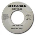 HIRAM AND DIRECT - turn it around / love flight