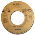 GOLDEE - she is love / coming back for more