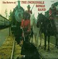 INCREDIBLE BONGO BAND - the return of incredible bongo band