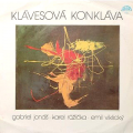 JONAS/RUZICKA/VIKLICKY - klavesova konklava