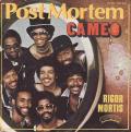 CAMEO - post mortem / rigor mortis