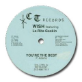 WISH FEAT LA-RITA GASKIN - you're the best